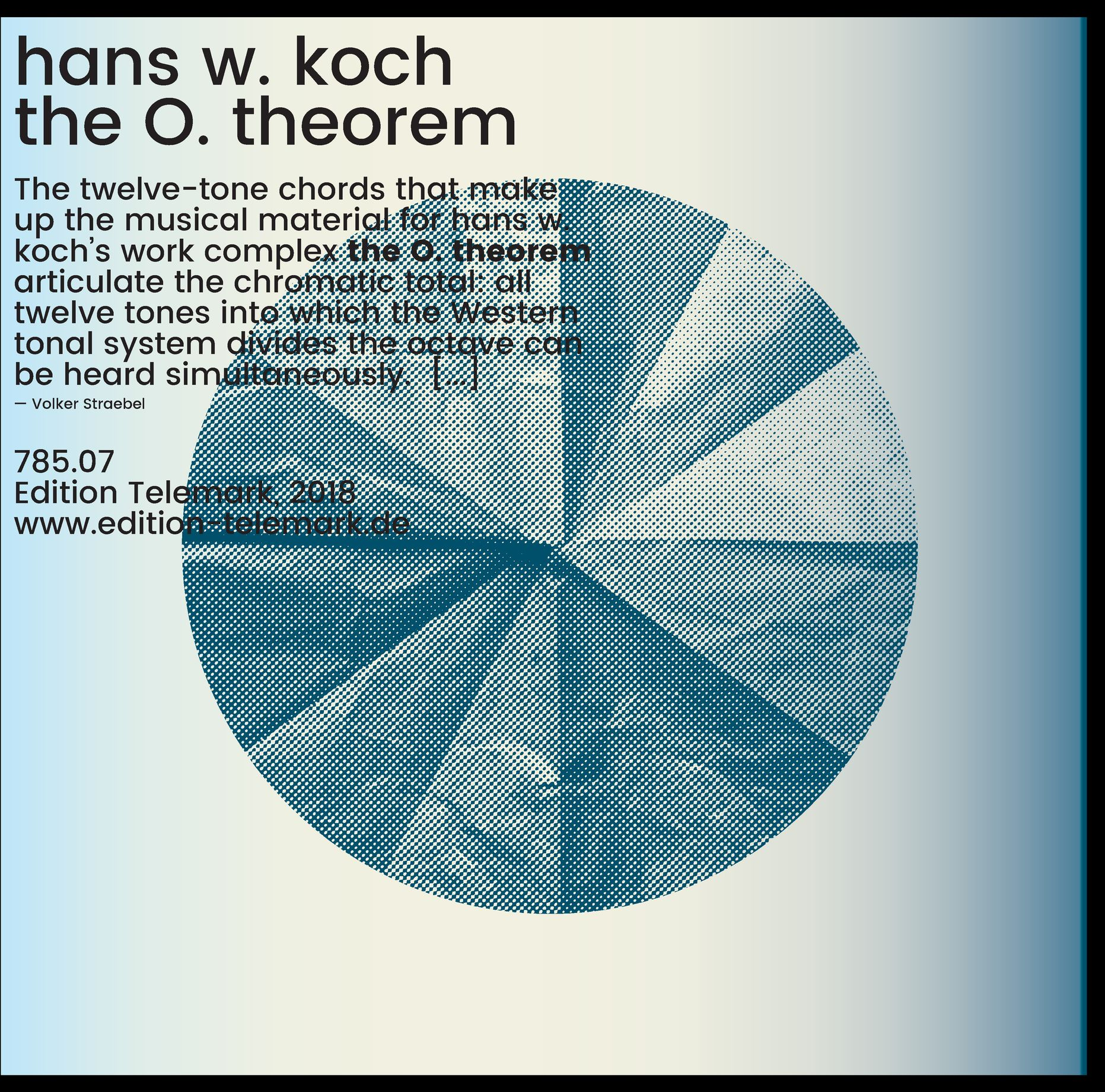 abd30fb586a0 hans w. koch (b. 1962) is a Cologne-based composer